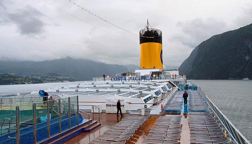 Celebre Navidad 2012 en el Mediterráneo con Costa Cruceros