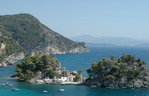 Crucero por las islas griegas 2012