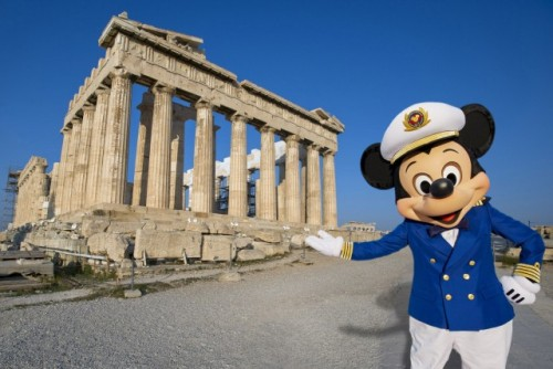Disney te volverá a llevar al Mediterráneo en el 2013
