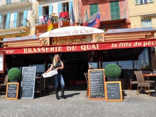 Lugares para comer en Villefranche