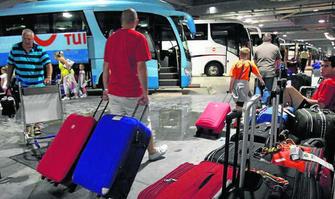 Irse de vacaciones, el remedio antiestrés de Andalucía.