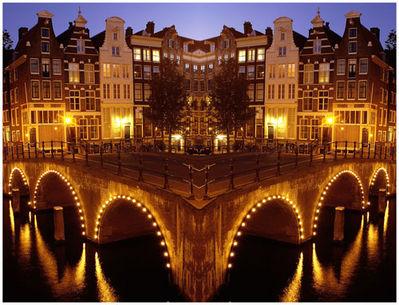 Viajar barato a Amsterdam. Un chollo para los más jóvenes