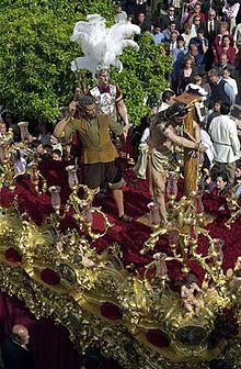 Estepa, Sevilla. Aroma de Semana Santa.
