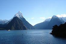 Nueva Zelanda, Isla Sur. 1º