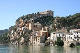 Tarragona, Miravet y su Castillo Templario. 1º