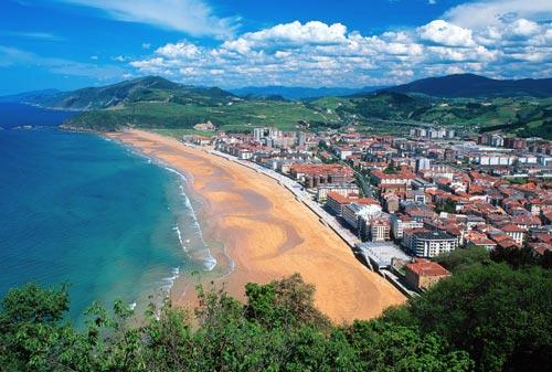 Zarauzt, País Vasco, España. 2º