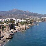 Málaga, provincia. 2º Nerja