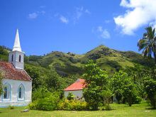 Polinesia francesa, Tahití. 5º