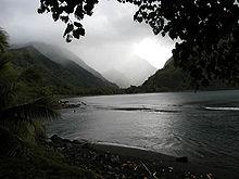 Polinesia Francesa,  3º. Tahití.