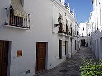 Málaga, pueblos y costa. 1º Frigiliana