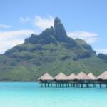 La Polinesia Francesa, Bora Bora.  1º