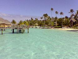 La Polinesia Francesa, Bora Bora. 2º