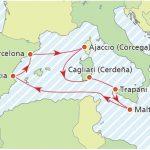 Cruceros por el Mediterráneo desde Valencia – España