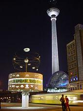 Berlin, Alemania. 3º