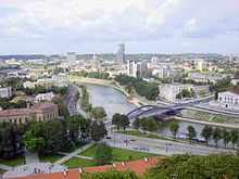 Lituania, Costa Báltica, 3º
