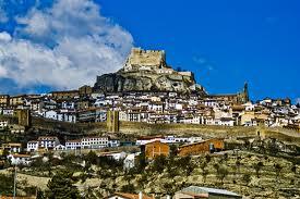 Castellón, Morella, España. 1º