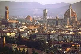 italia, la Toscana. Florencia 3º