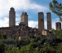 Italia, la Toscana. Ruta de Florencia a Pisa, 1º