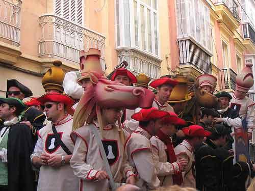 Carnavales de Cádiz. Escapadas fin de semana en febrero