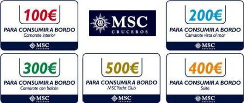 Últimos días de oferta de MSC Cruceros ¿Que le pides al 2012?