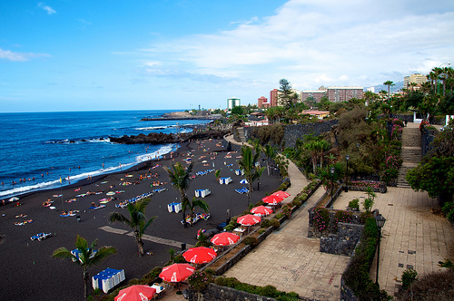 Evite la ola de frío y tome un crucero hacia las Islas Canarias