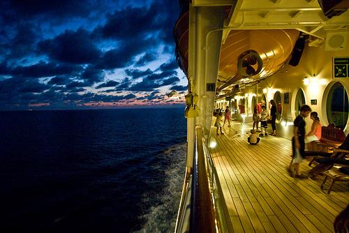 Cómo pasarlo bien en un crucero en alta mar