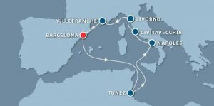 Las Brisas del Mediterráneo de Pullmantur