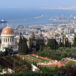 Israel desde el puerto de Haifa