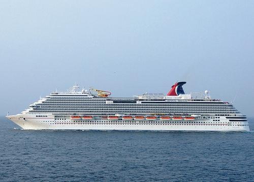 Últimos viajes de crucero por el Mediterráneo de Carnival para el 2012