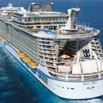 El crucero más grande del mundo arribará a Palma de Mallorca el año próximo
