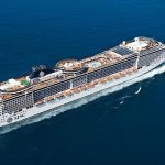 MSC Splenda, un lujo en el mar