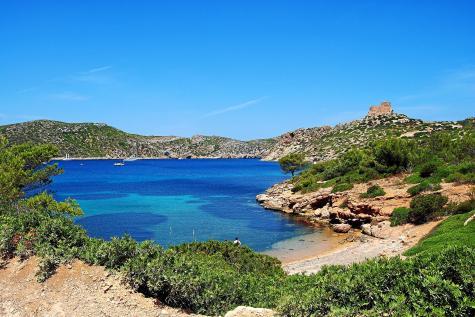Unas escapadas naturales de ensueño en las Islas Baleares. Disfruta con la visita al Parque Nacional Archipiélago de Cabrera