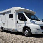 Modelos de autocaravanas baratas para alquilar: Elnagh Duke 420L y 450L