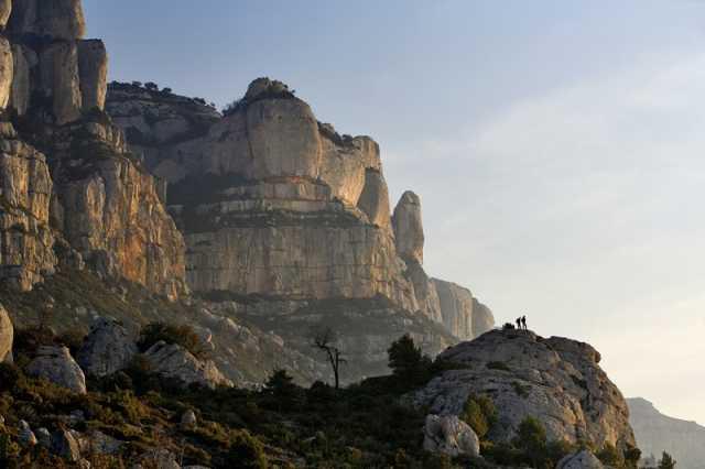 Rurismo y ecoturismo en Cataluña: Parque Natural de Montsant