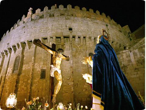 Ávila | Semana Santa, fiestas, romerías y actividades interesantes para un fin de semana