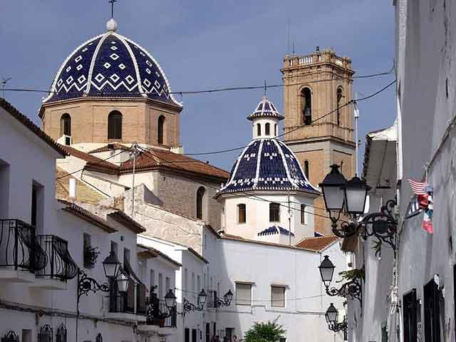 Escapadas románticas Altea | Costa Blanca de Alicante