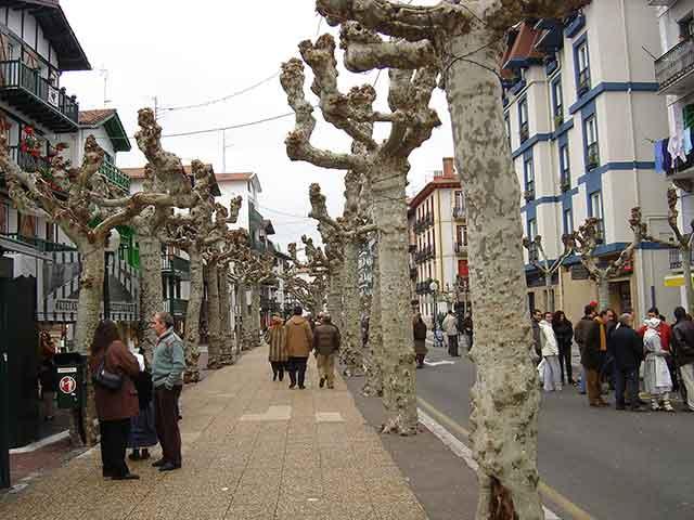 Hondarribia. Fines de semana y vacaciones en el País Vasco