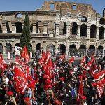 Día de Huelga en Italia. Cambio gratuito de vuelo afectado