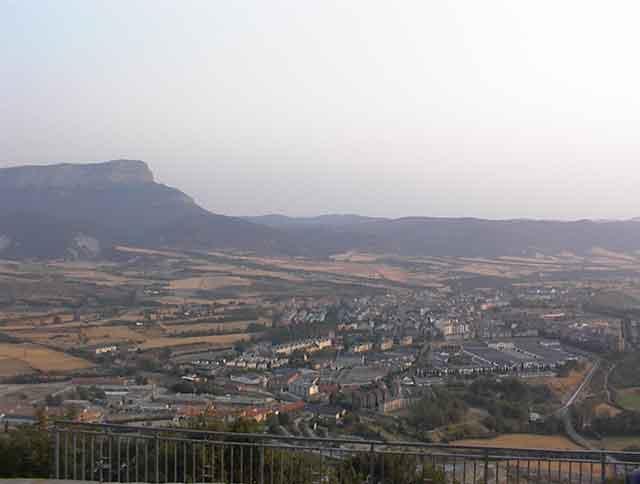 El Valle del Aragón y el Rapitán