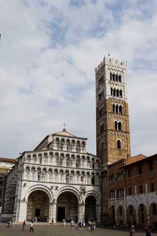 Escapada a Lucca, capital de La Toscana