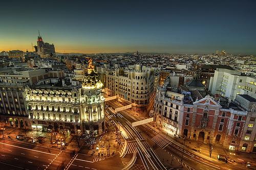 Organiza unas escapadas a la ciudad de Madrid. Turismo en la capital de España