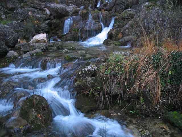 Sierra de Segura. Nacimiento del Río Mundo