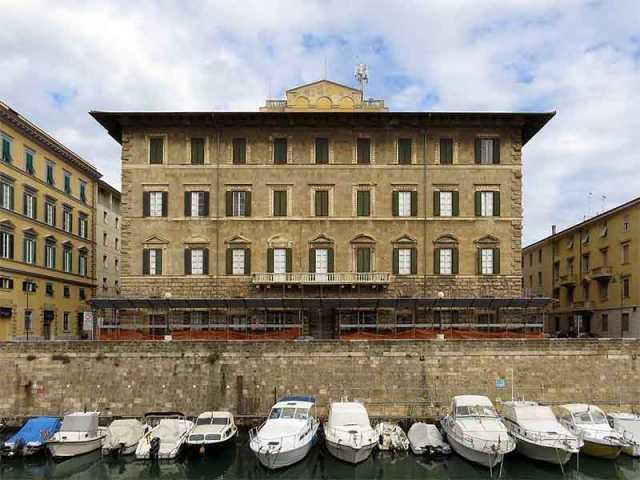 Livorno, la pequeña Venecia italiana