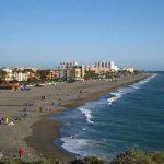 Playas de Salobreña para salir de fin de semana en Granada y la Costa Tropical