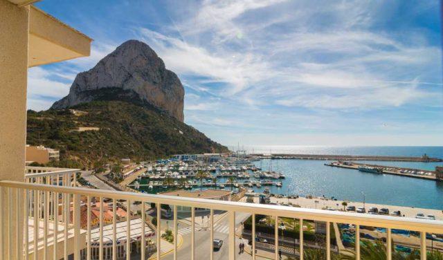 Cultura y playas en Alicante: Fin de semana y vacaciones en Calpe