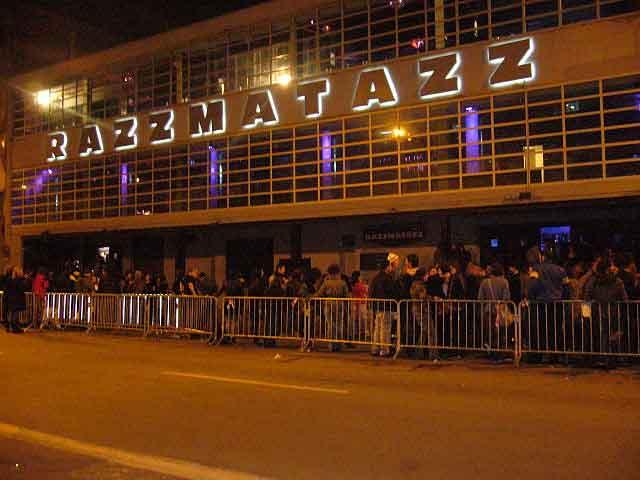 Discotecas y salas de conciertos de Barcelona. Puntos calientes para la diversión