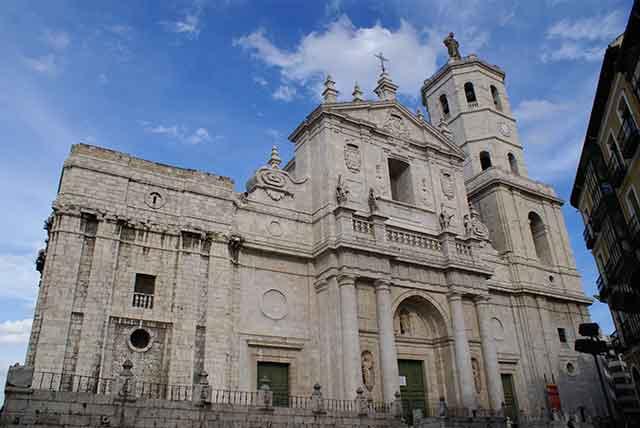 Valladolid: La Catedral de Nuestra Señora de la Asunción
