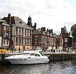 York, la hermosa ciudad medieval del norte de Inglaterra