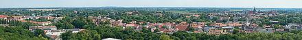 Turismo fluvial en Alemania: Postdam y Brandemburgo