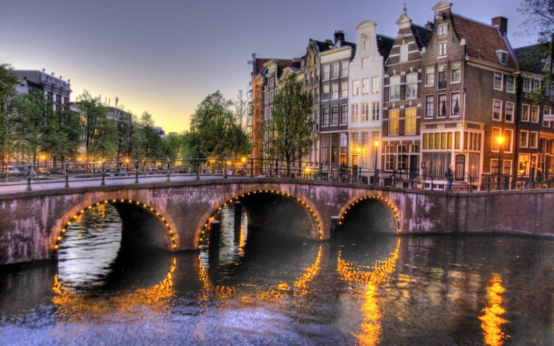 Escapada de fin de semana en Ámsterdam